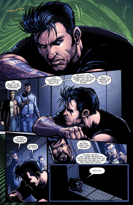 Read online Ballistic (2013) comic -  Issue #2 - 13