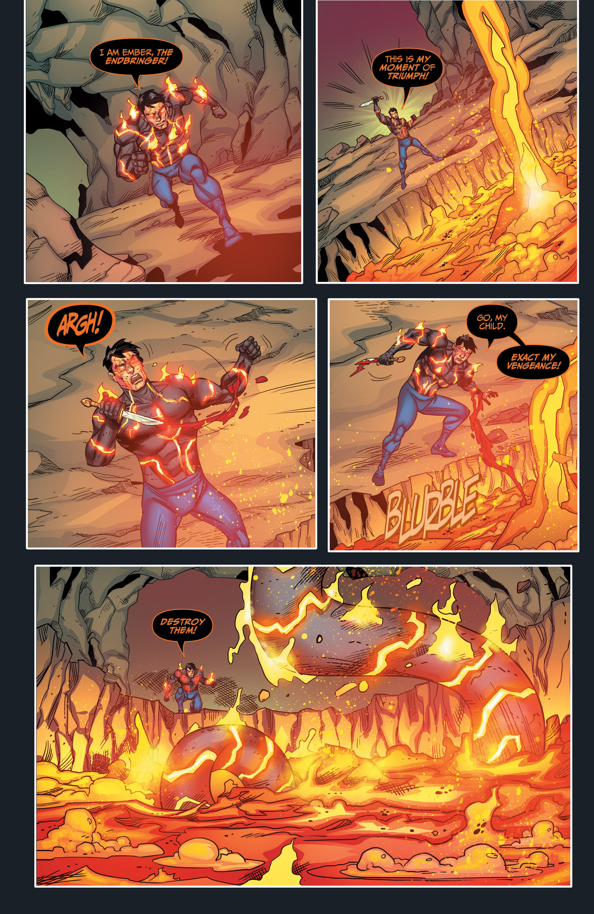 Read online Grimm Fairy Tales presents Red Agent: The Human Order comic -  Issue #7 - 13