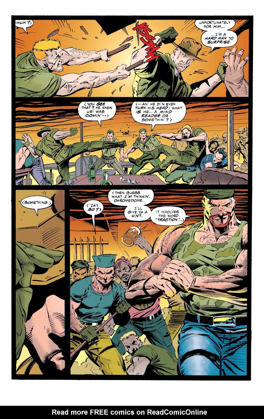 Uncanny X-Men (1963) issue 321 - Page 6