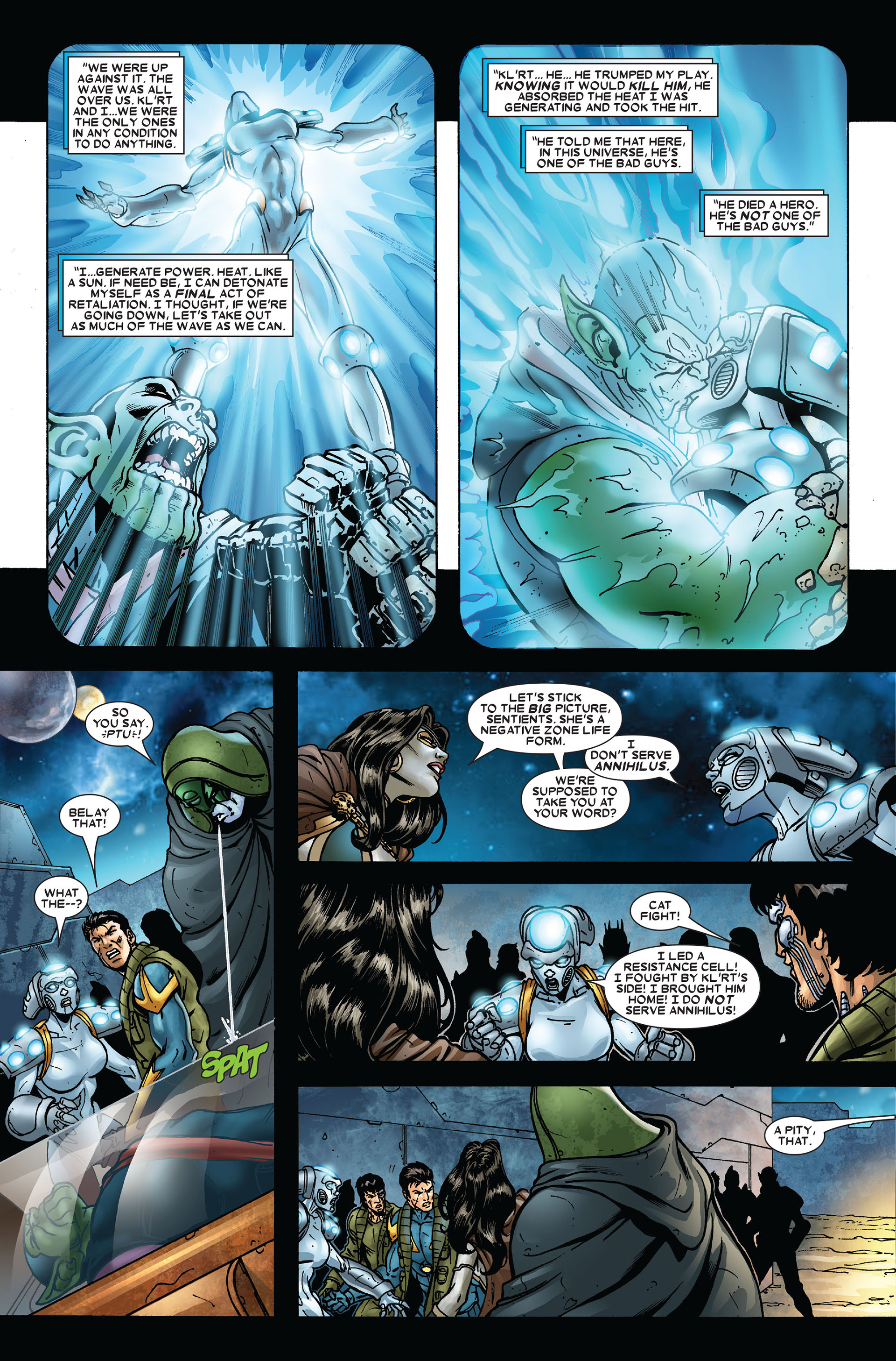 Read online Annihilation comic -  Issue #2 - 15