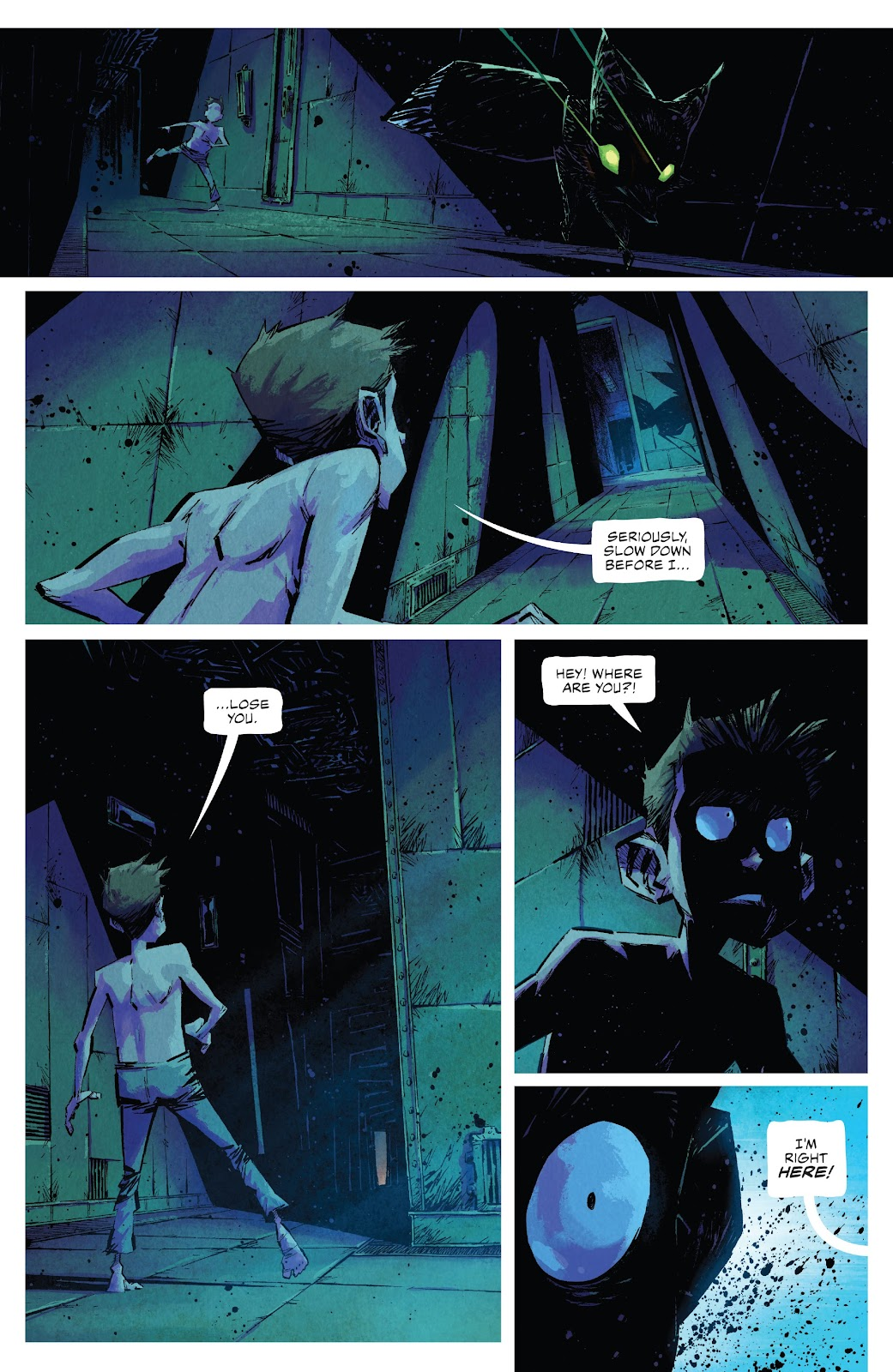 Read online Middlewest comic -  Issue #16 - 5