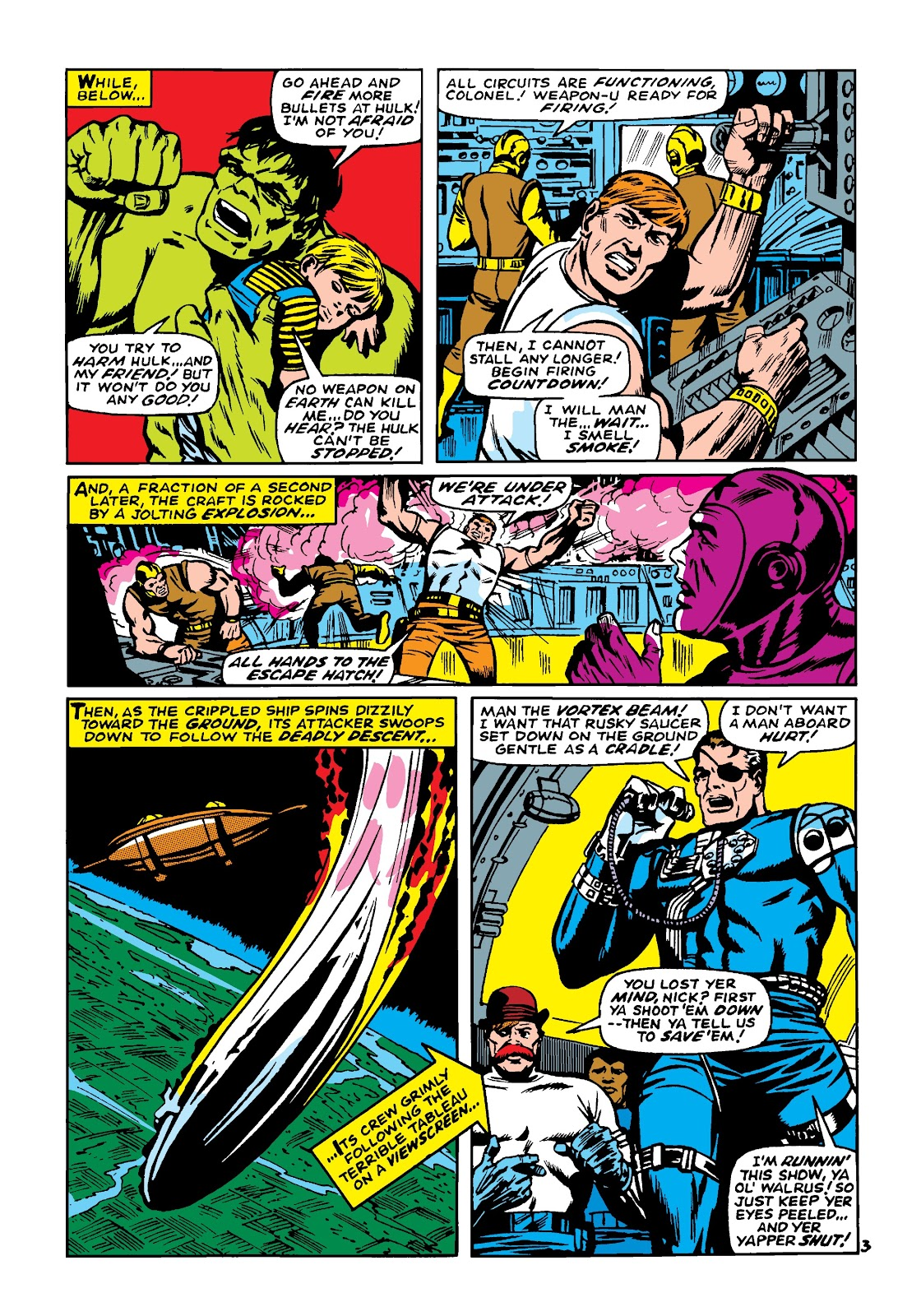 Read online Marvel Masterworks: The Incredible Hulk comic -  Issue # TPB 4 (Part 1) - 94