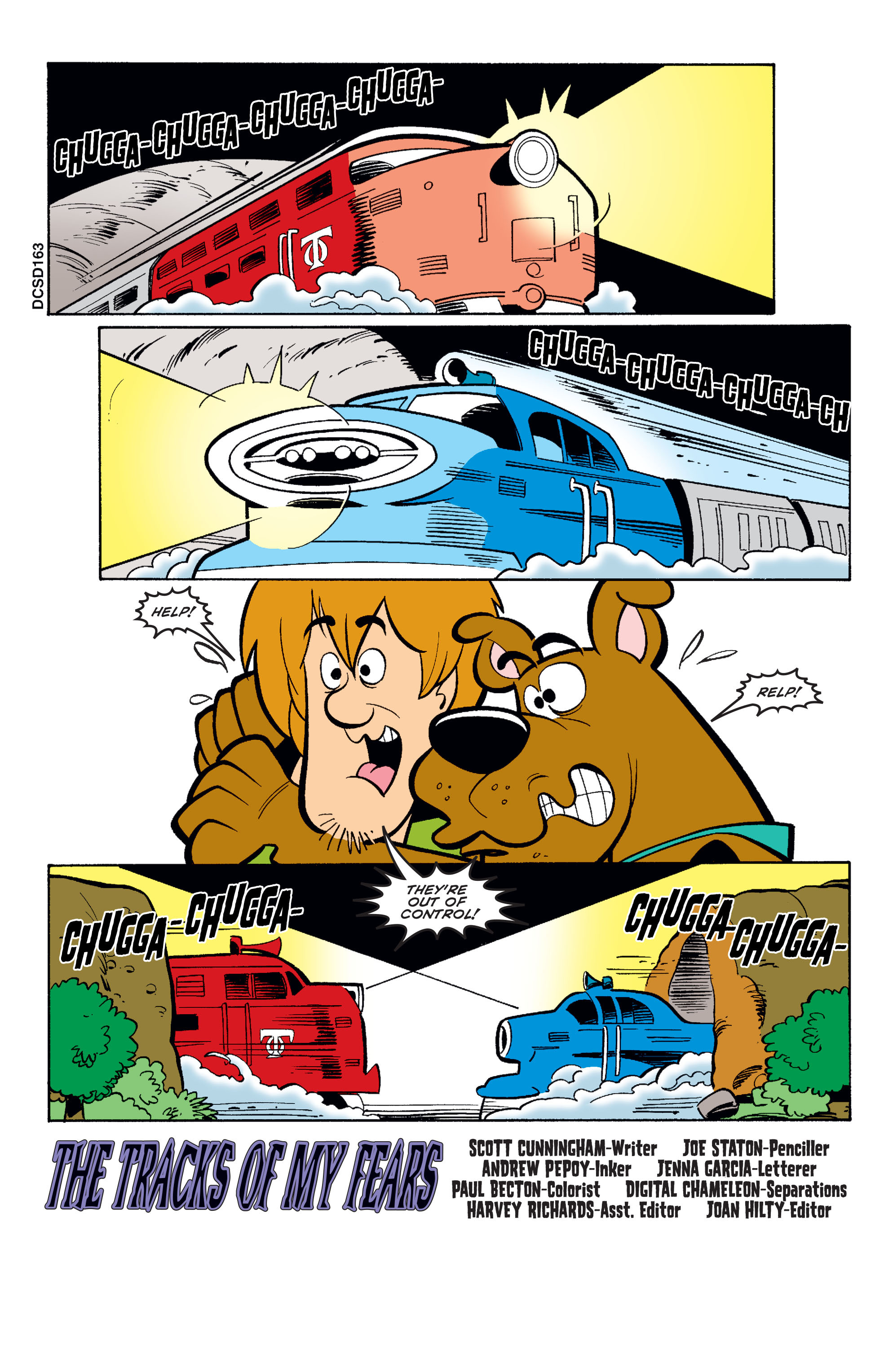 Read online Scooby-Doo (1997) comic -  Issue #55 - 2