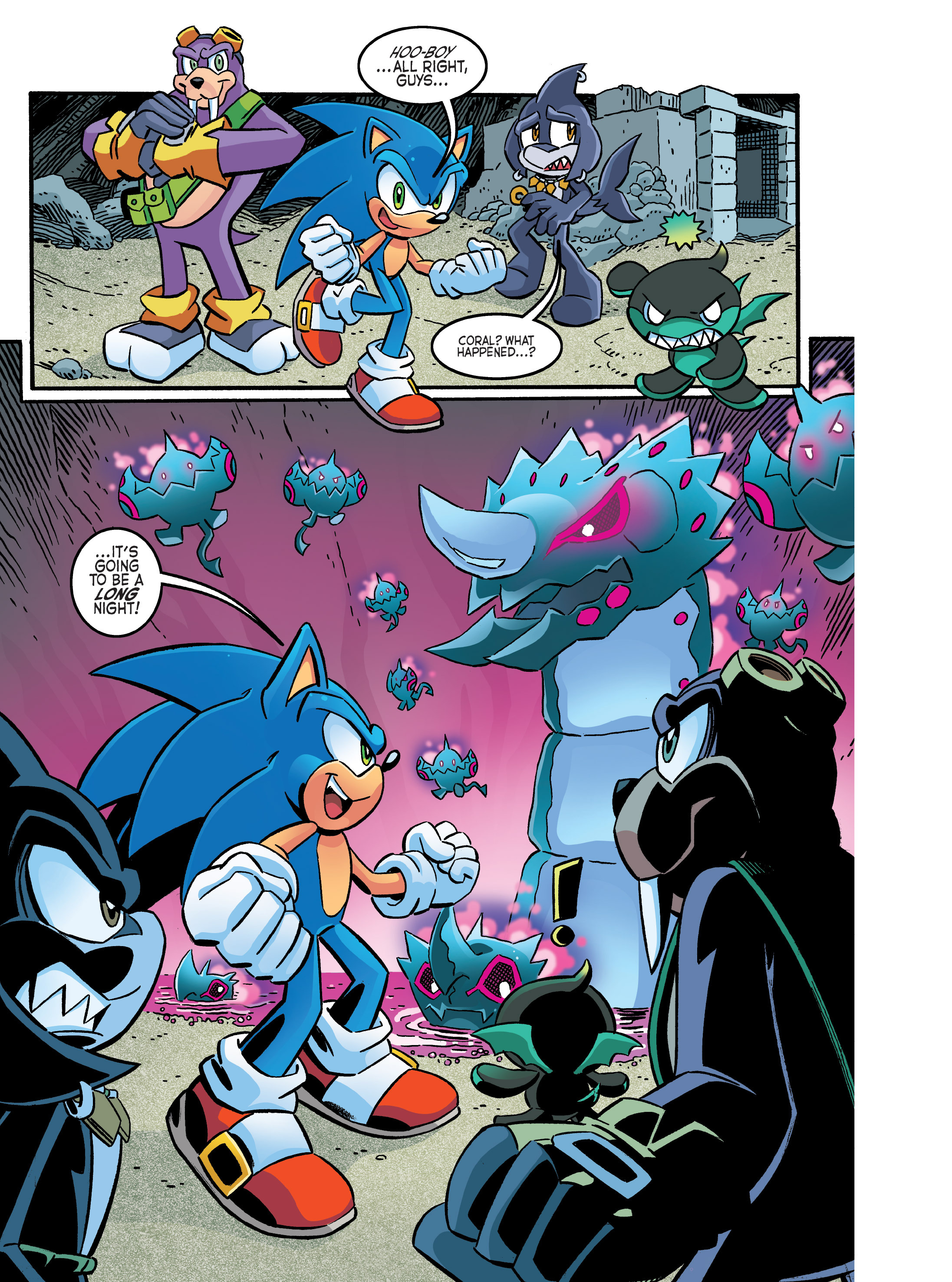 Read online Sonic Super Digest comic -  Issue #10 - 79