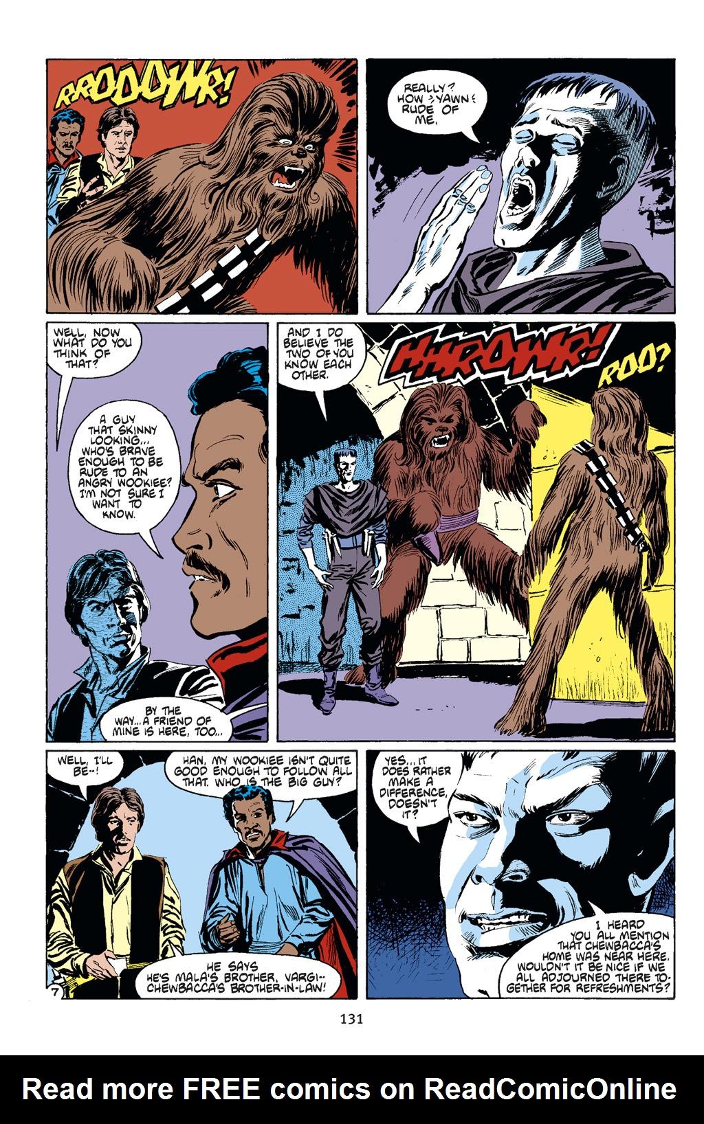 Read online Star Wars Omnibus comic -  Issue # Vol. 21 - 125