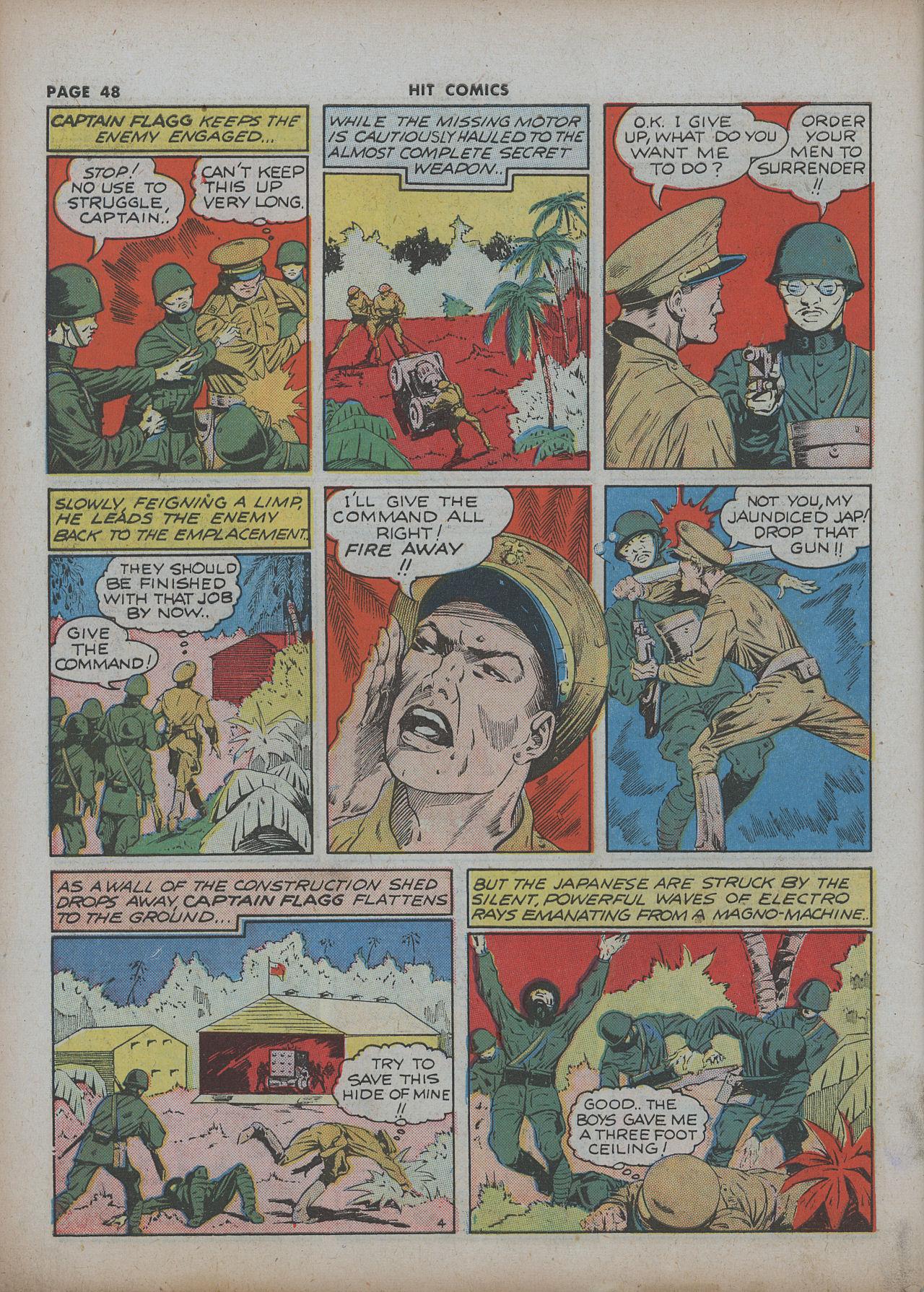 Read online Hit Comics comic -  Issue #22 - 50