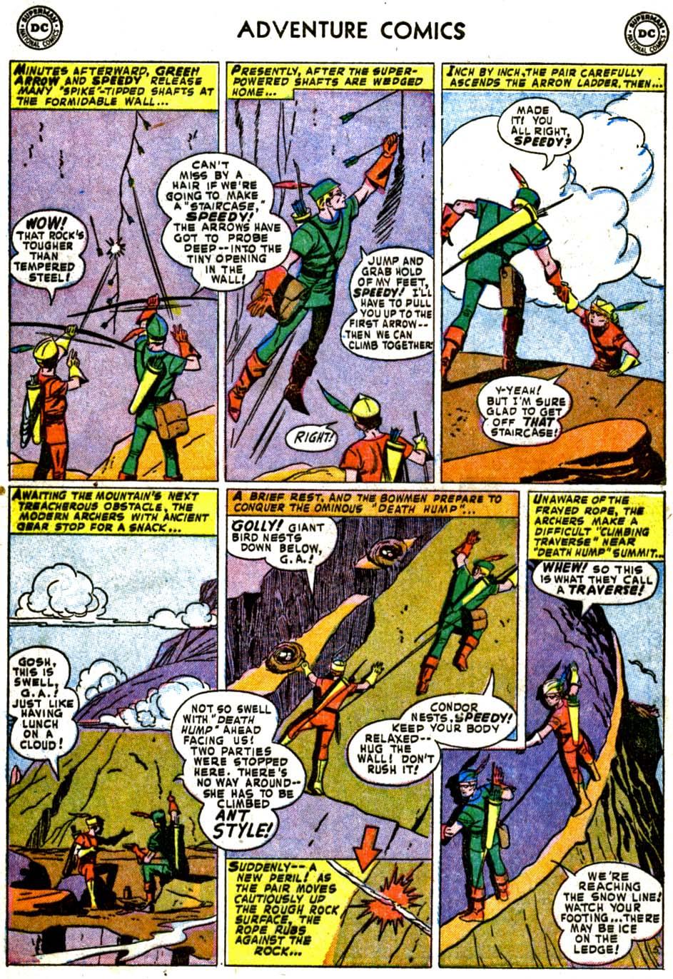 Read online Adventure Comics (1938) comic -  Issue #184 - 38