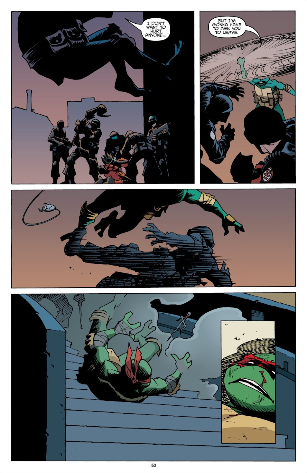 Read online Teenage Mutant Ninja Turtles: The IDW Collection comic -  Issue # TPB 8 (Part 2) - 52