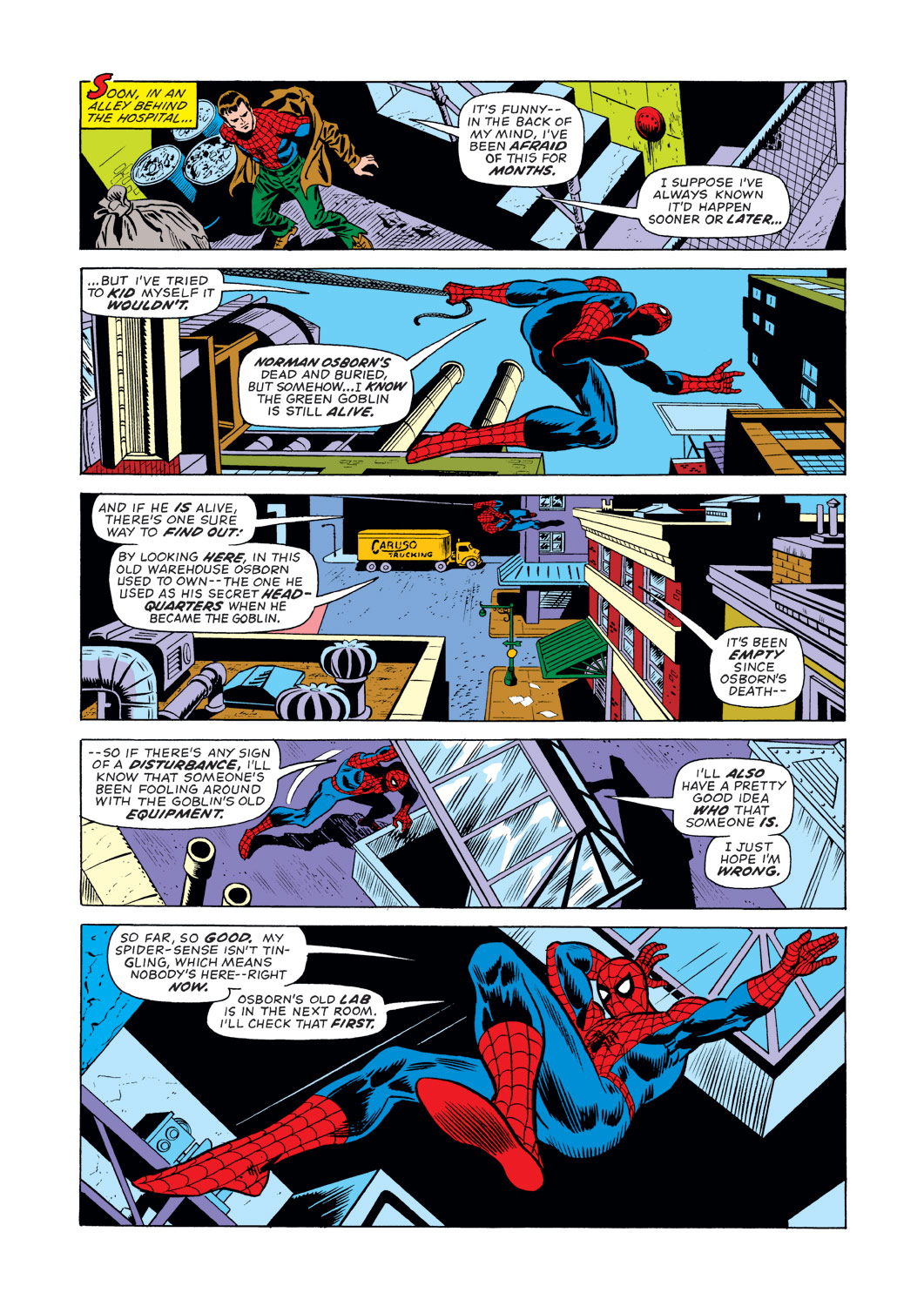 The Amazing Spider-Man (1963) 136 Page 8