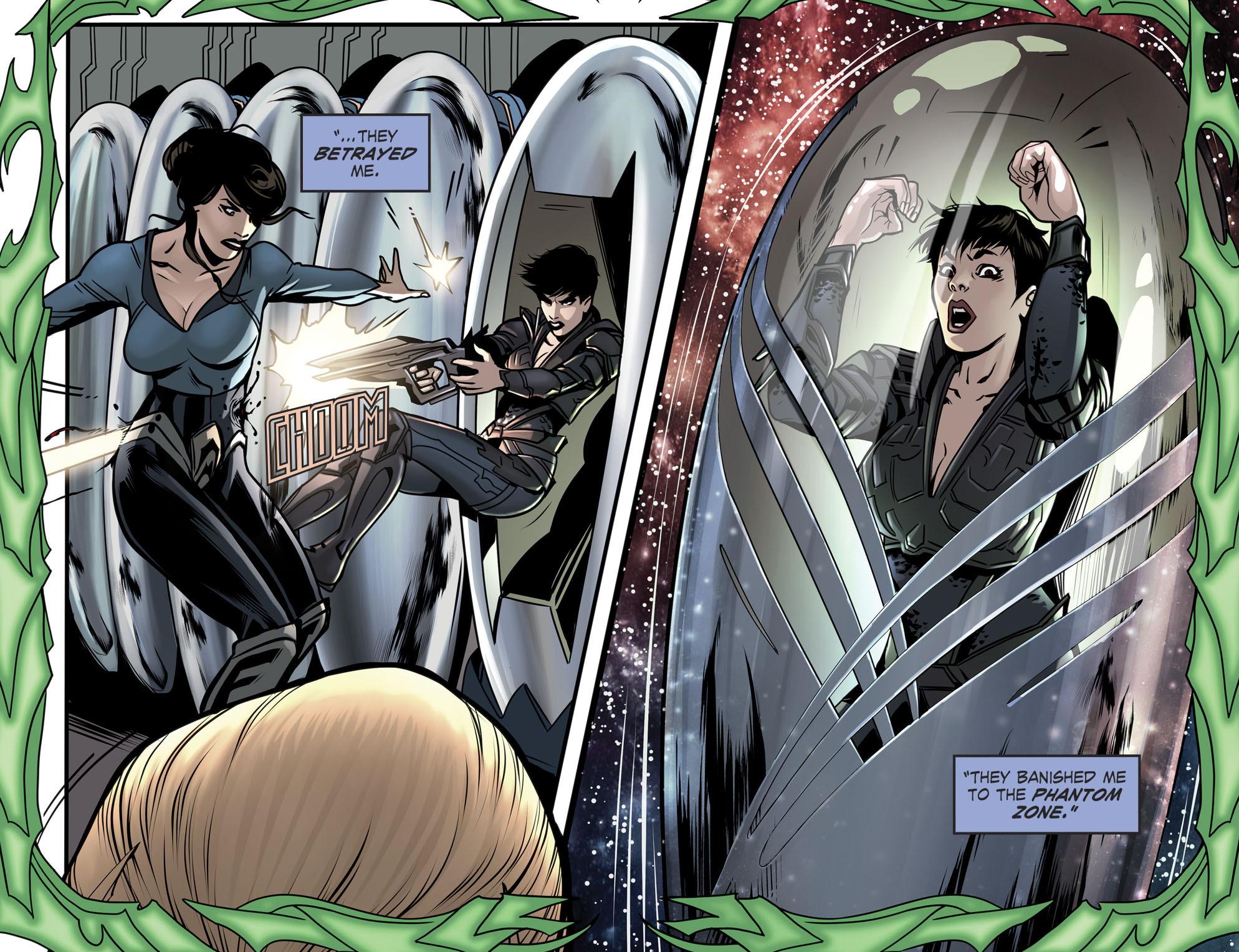 Read online DC Comics: Bombshells comic -  Issue #94 - 9