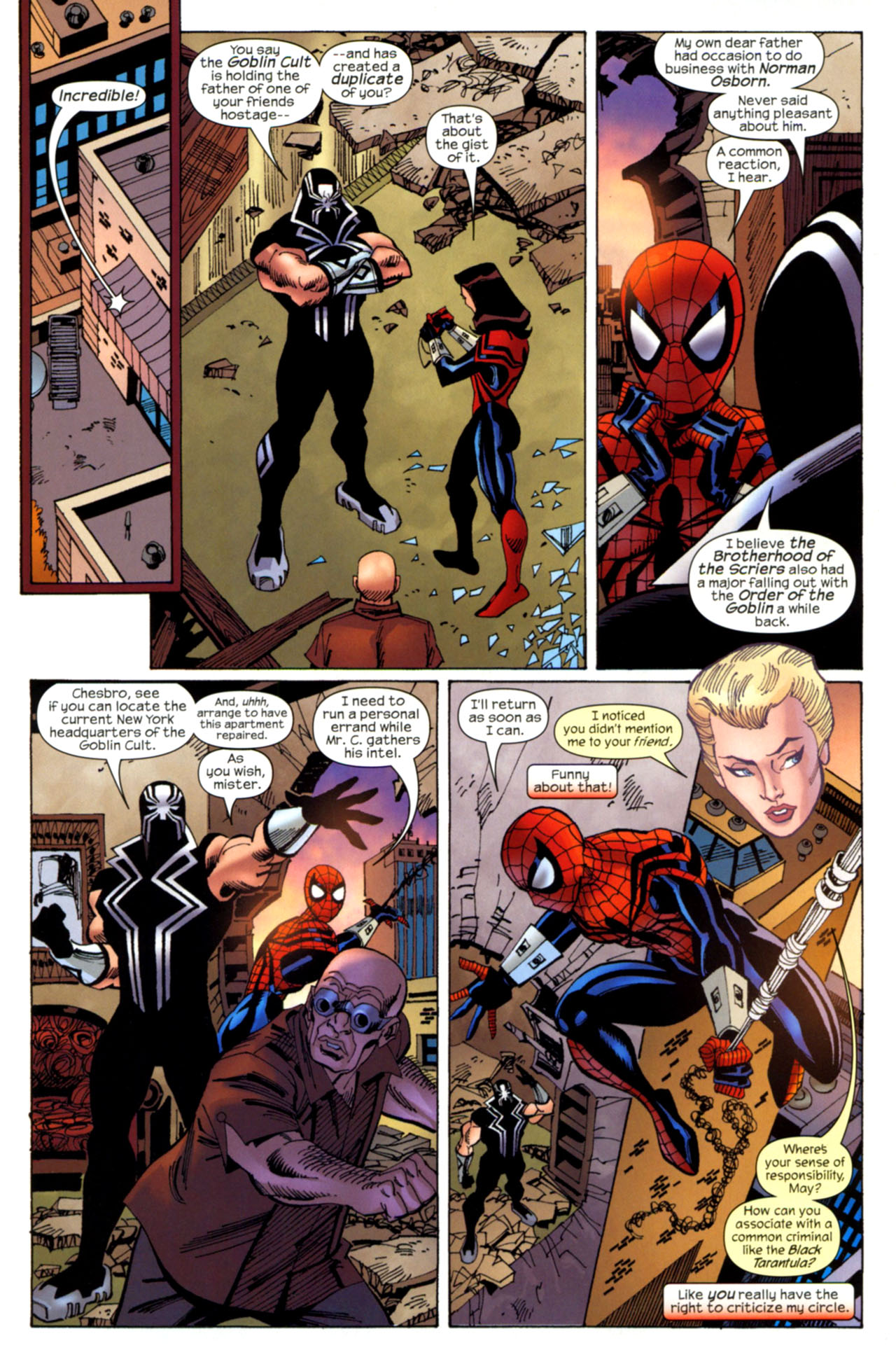 Read online Amazing Spider-Girl comic -  Issue #28 - 8