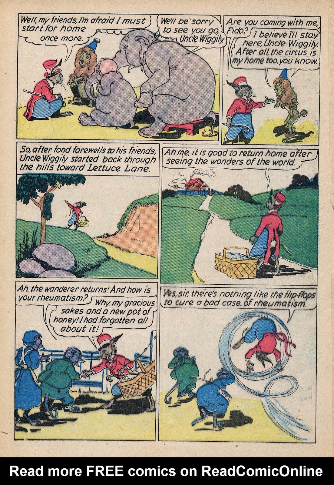 Read online Animal Comics comic -  Issue #7 - 14