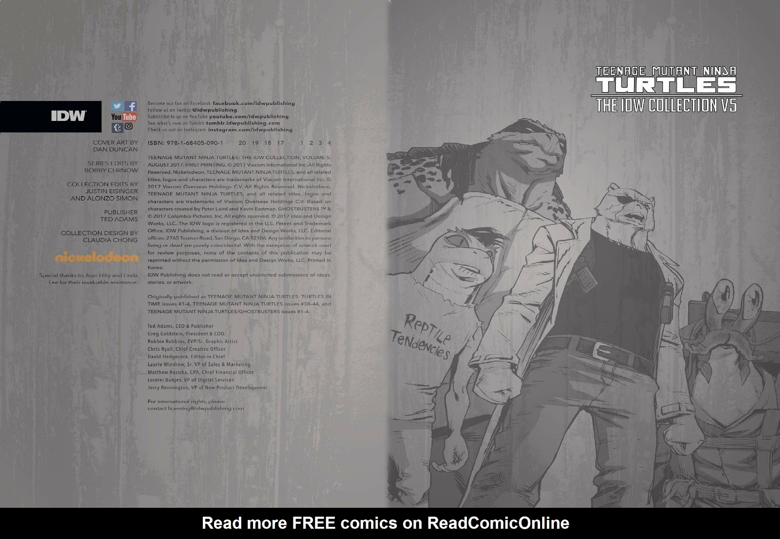 Read online Teenage Mutant Ninja Turtles: The IDW Collection comic -  Issue # TPB 5 (Part 1) - 3