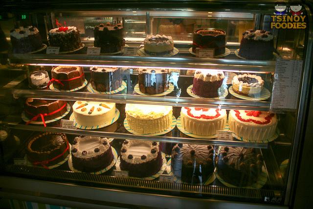 a la creme cake shop cafe