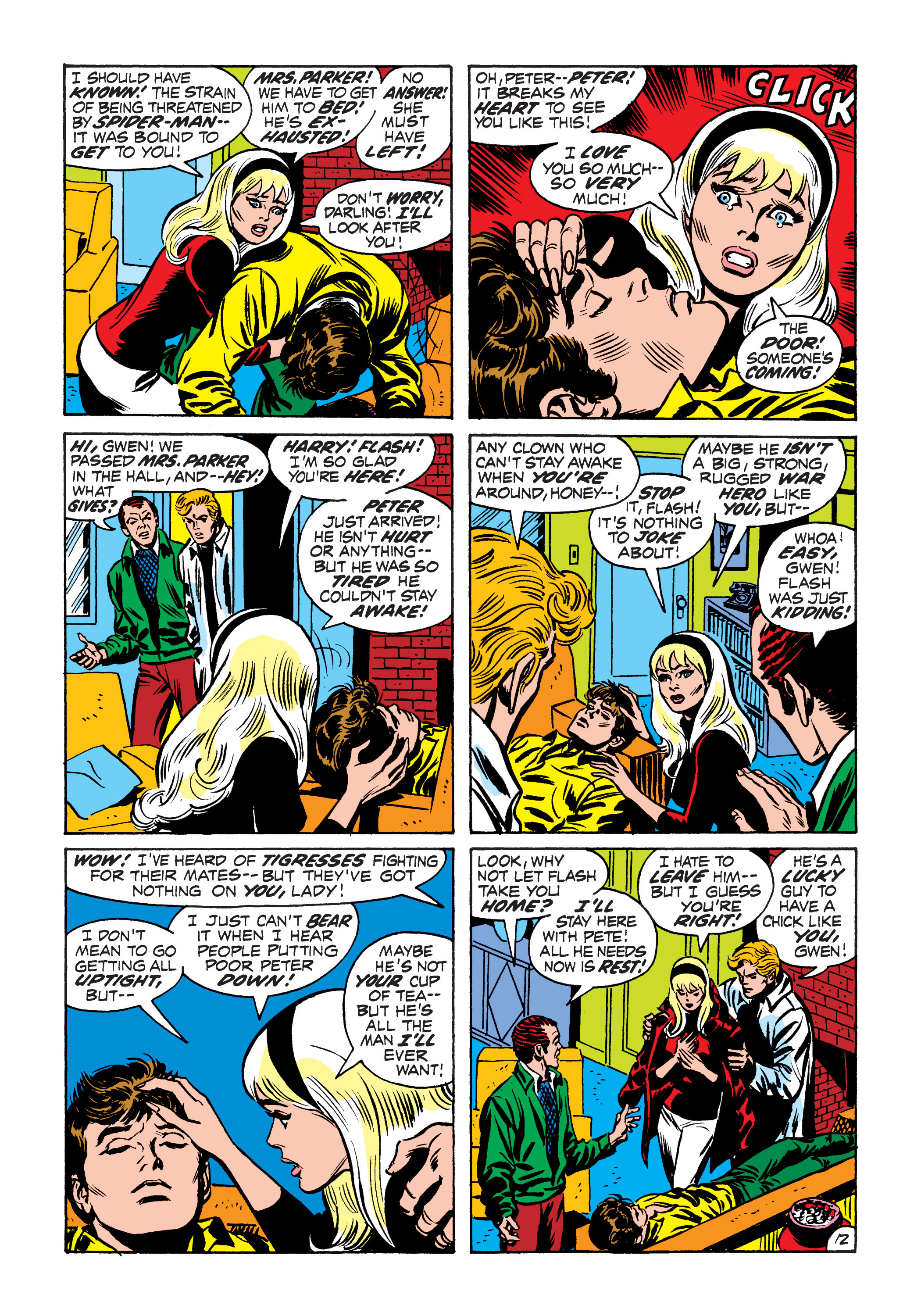 The Amazing Spider-Man (1963) 110 Page 12