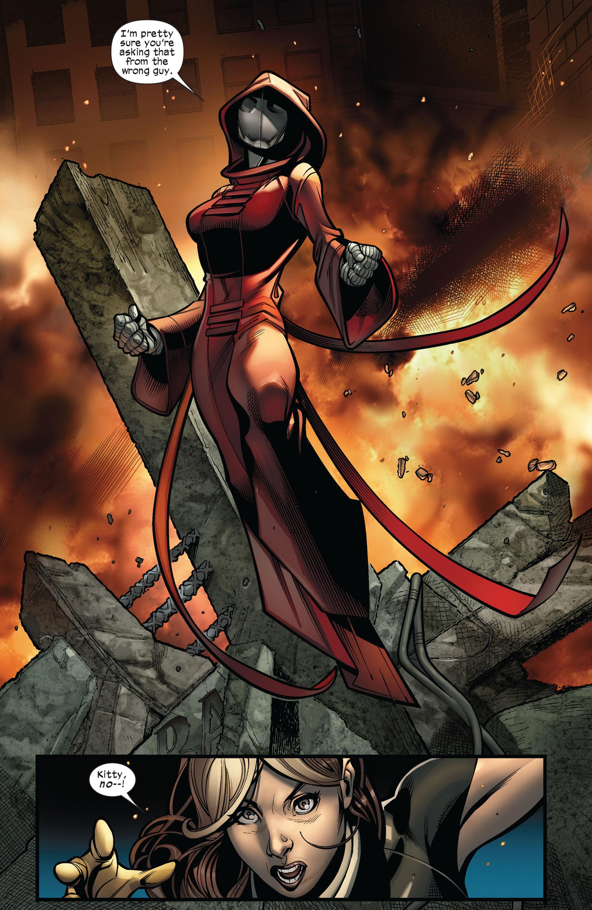 Read online Ultimate Comics X-Men comic -  Issue #5 - 18
