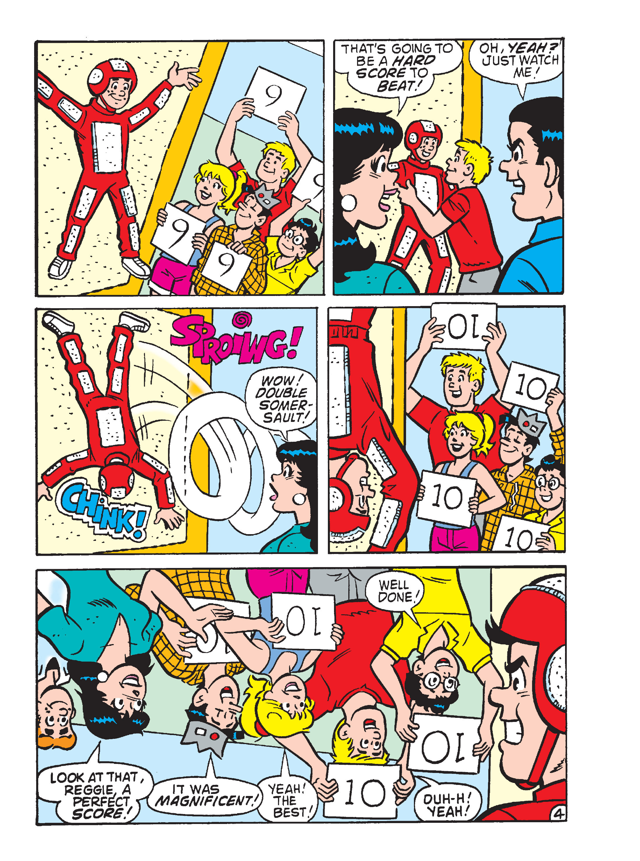 Read online Archie's Funhouse Double Digest comic -  Issue #15 - 111