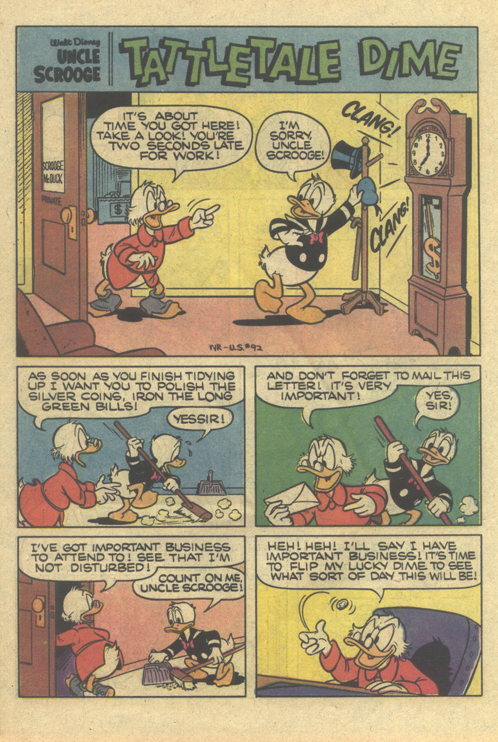 Read online Uncle Scrooge (1953) comic -  Issue #207 - 30