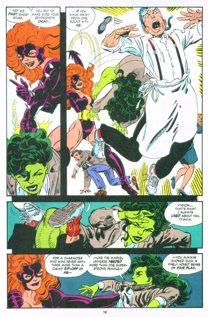 The Sensational She-Hulk Issue #49 #49 - English 17