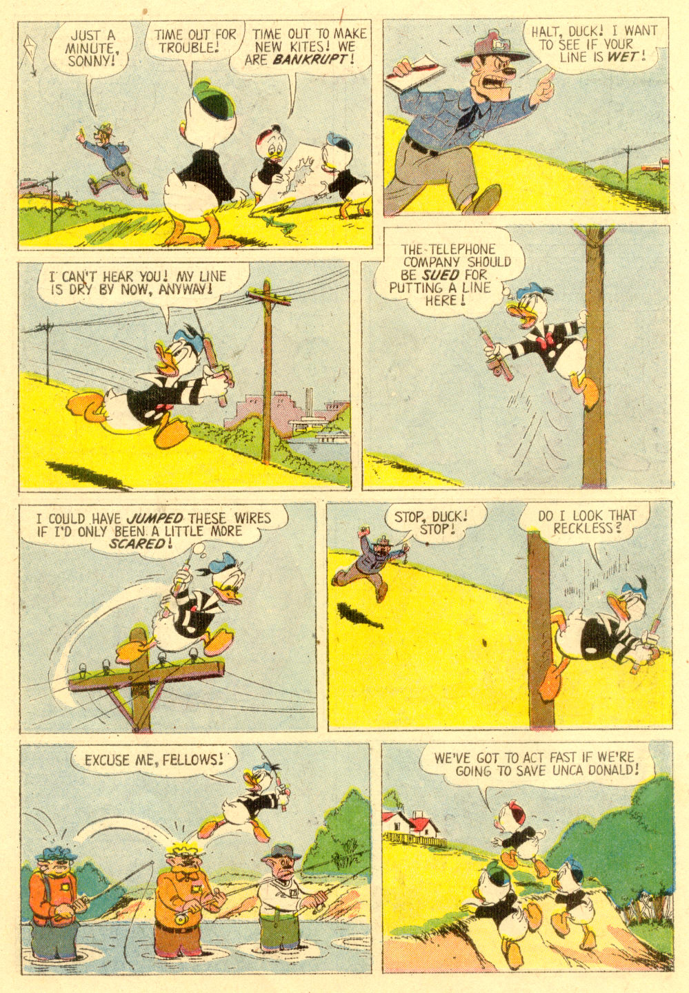 Walt Disney's Comics and Stories issue 223 - Page 10