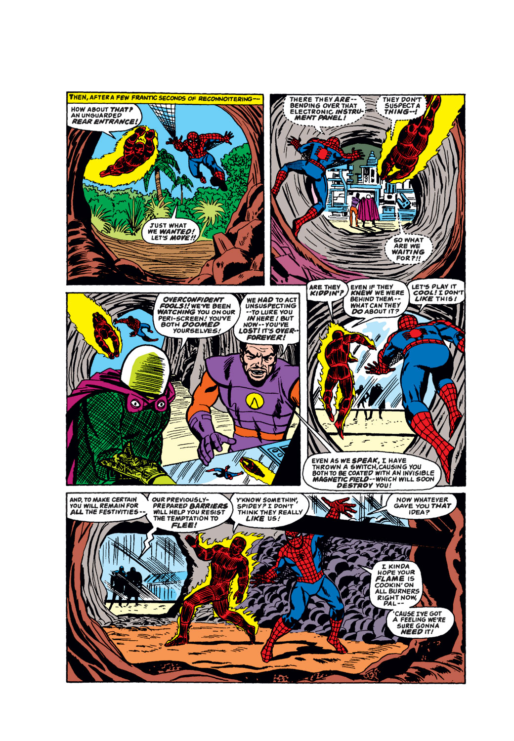 The Amazing Spider-Man (1963) _Annual_4 Page 36