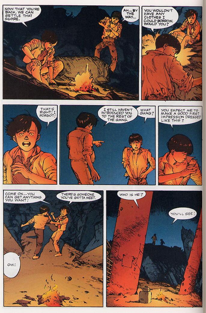 Read online Akira comic -  Issue #24 - 44