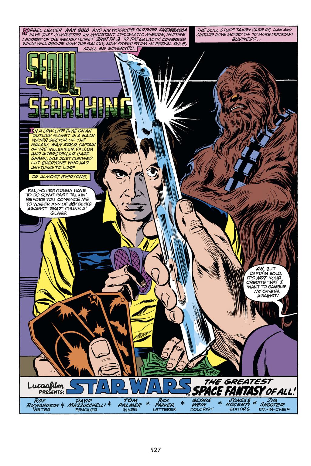Read online Star Wars Omnibus comic -  Issue # Vol. 18.5 - 241