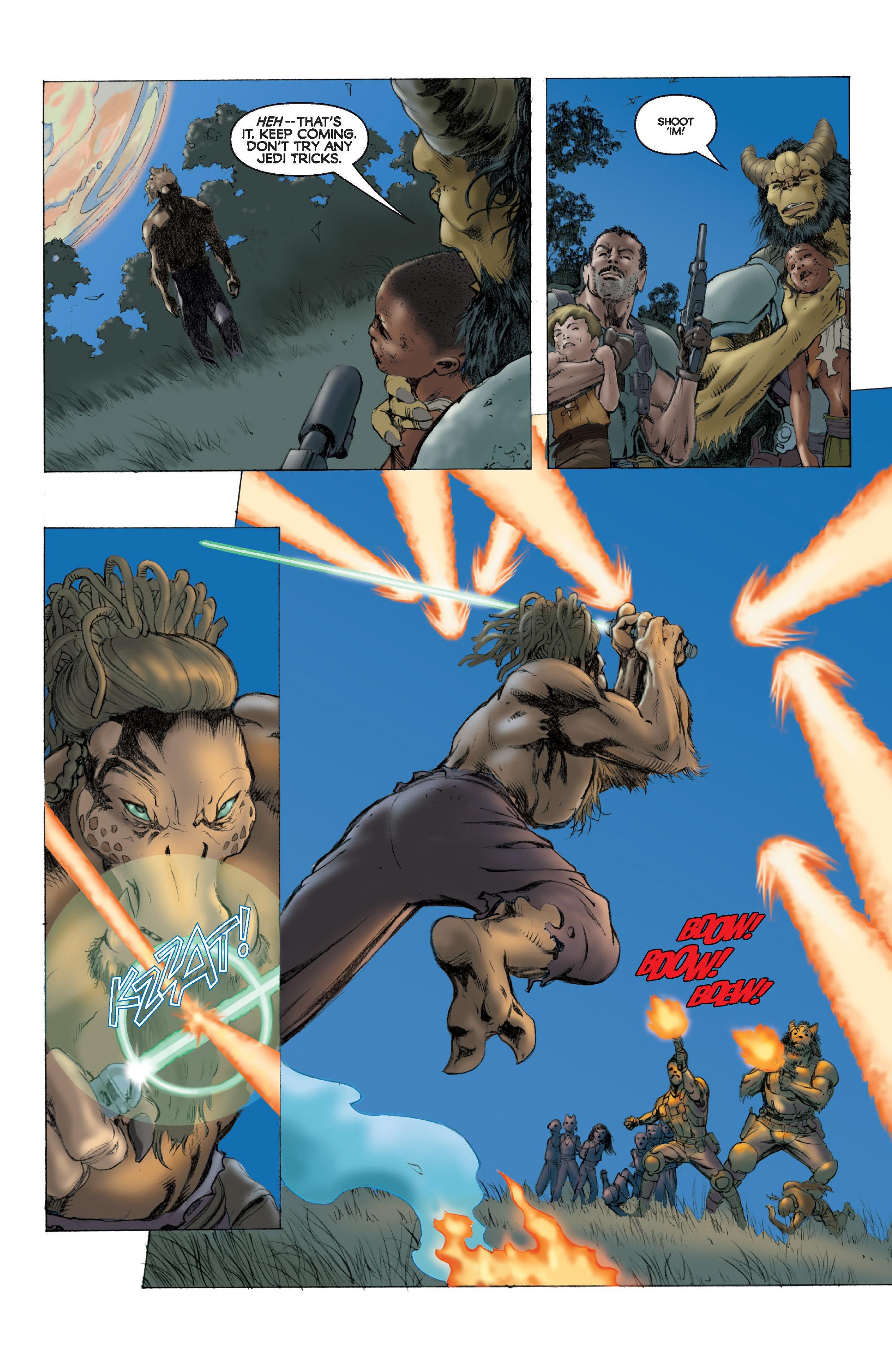 Read online Star Wars Omnibus comic -  Issue # Vol. 31 - 276