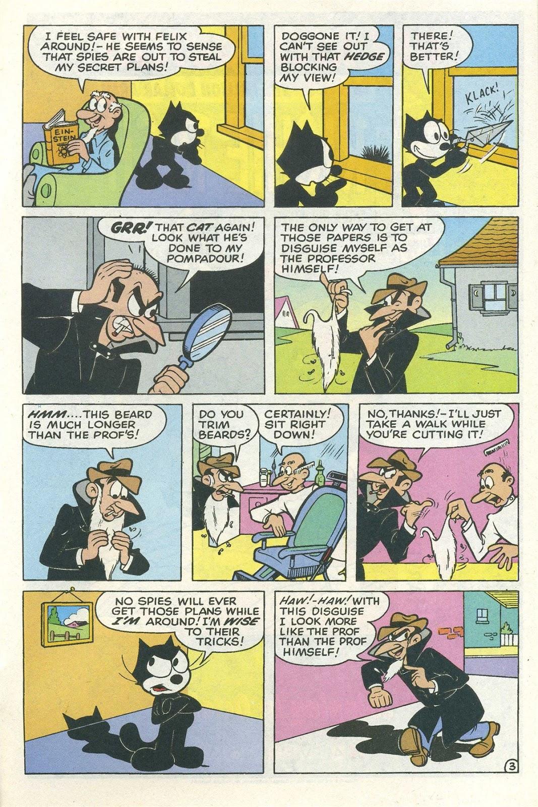 Read online Felix the Cat comic -  Issue #7 - 24