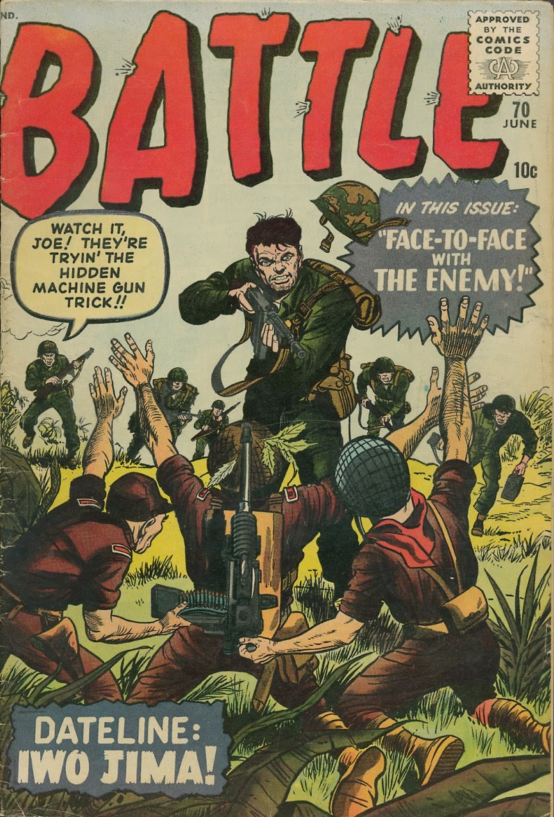 Battle issue 70 - Page 1