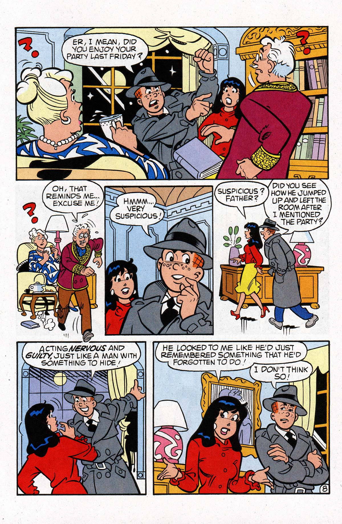 Read online Archie (1960) comic -  Issue #533 - 10
