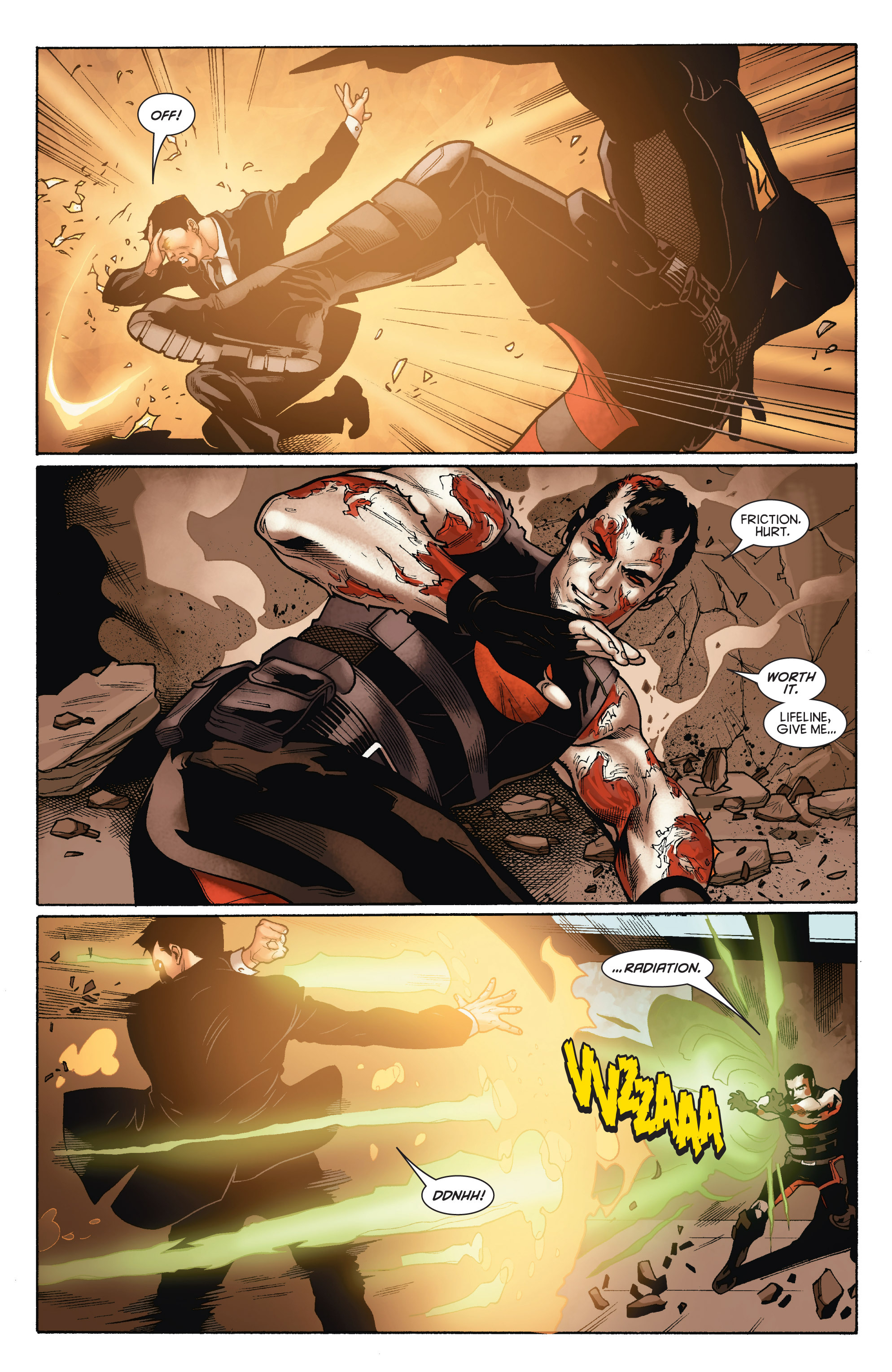 Read online Bloodshot and H.A.R.D.Corps comic -  Issue # TPB 4 - 71