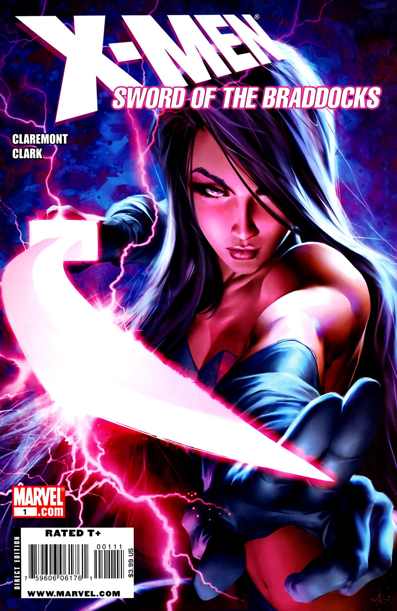 X-Men: Sword of the Braddocks Full Page 1