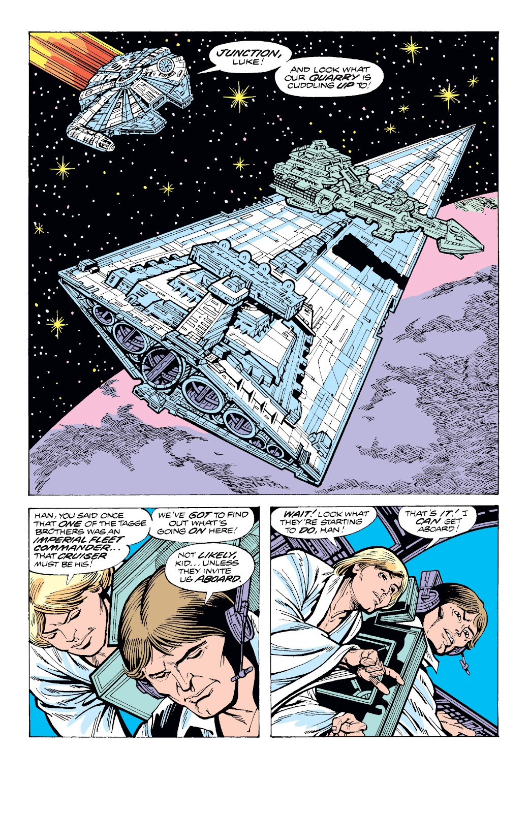 Read online Star Wars Legends: The Original Marvel Years - Epic Collection comic -  Issue # TPB 2 (Part 2) - 73