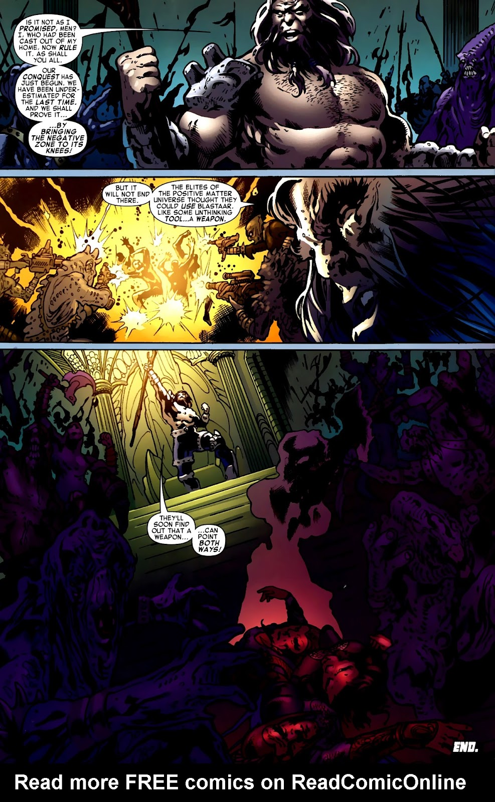 War of Kings: Warriors Issue #1 #1 - English 34
