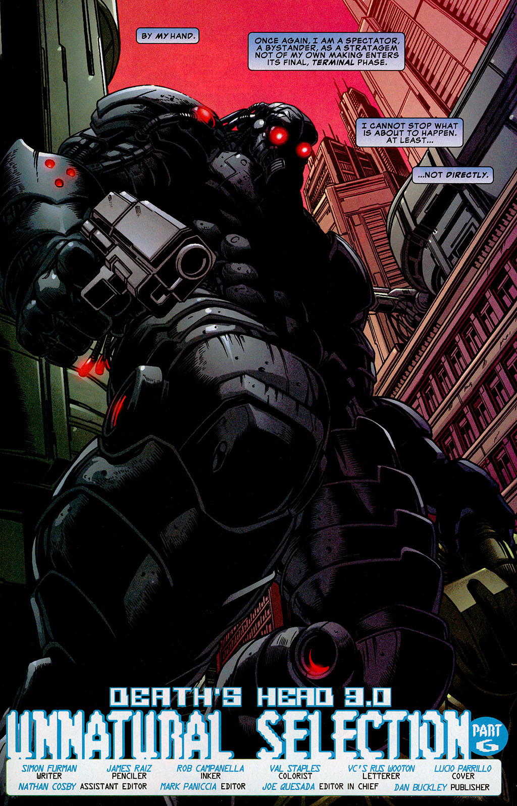 Read online Amazing Fantasy (2004) comic -  Issue #20 - 4