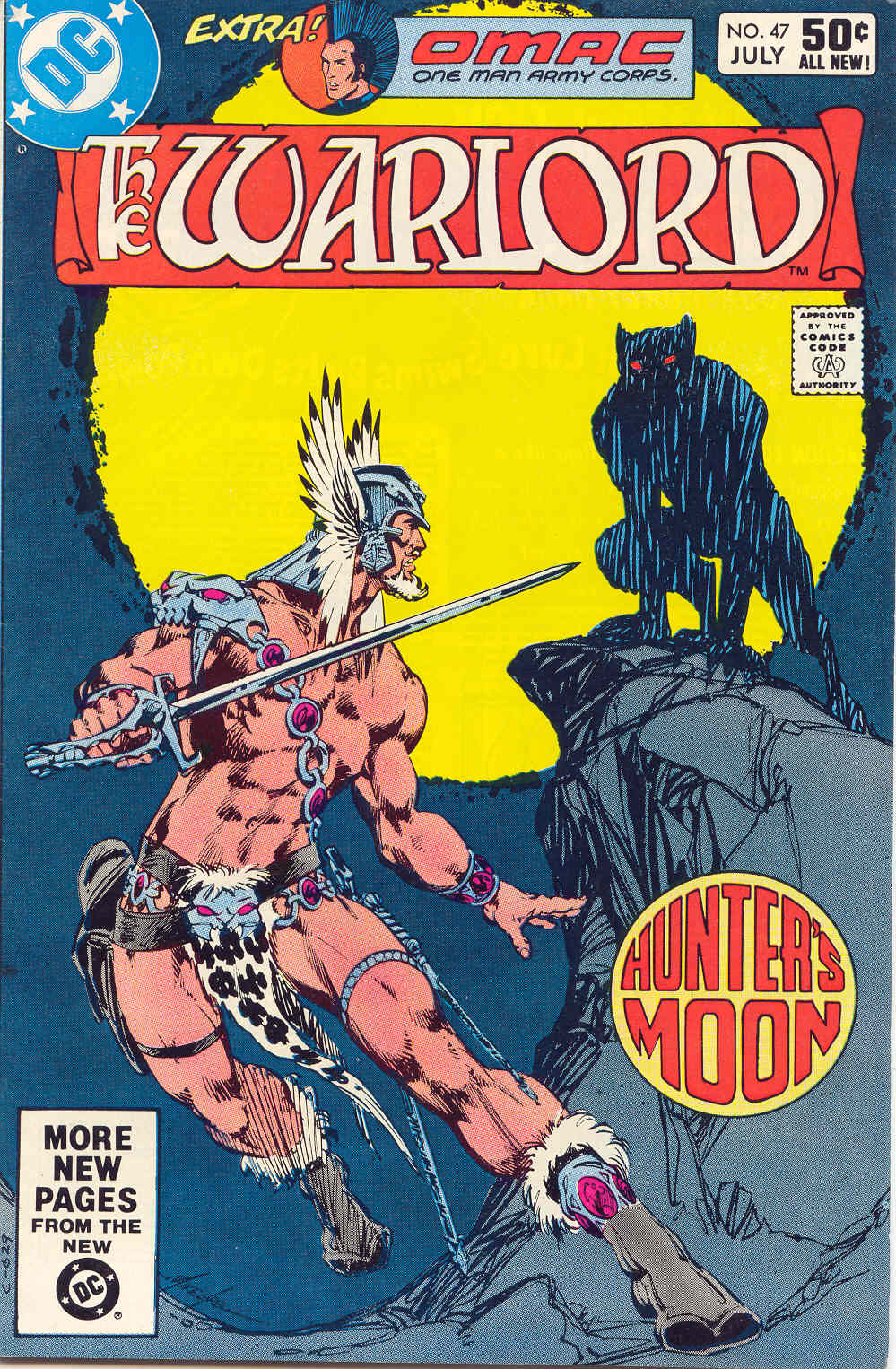 Warlord (1976) issue 47 - Page 1