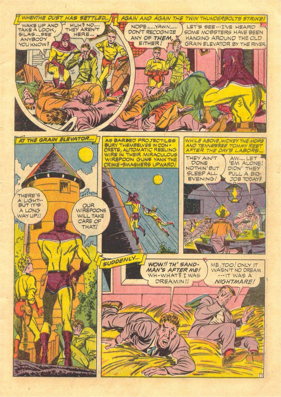 Read online Adventure Comics (1938) comic -  Issue #87 - 9