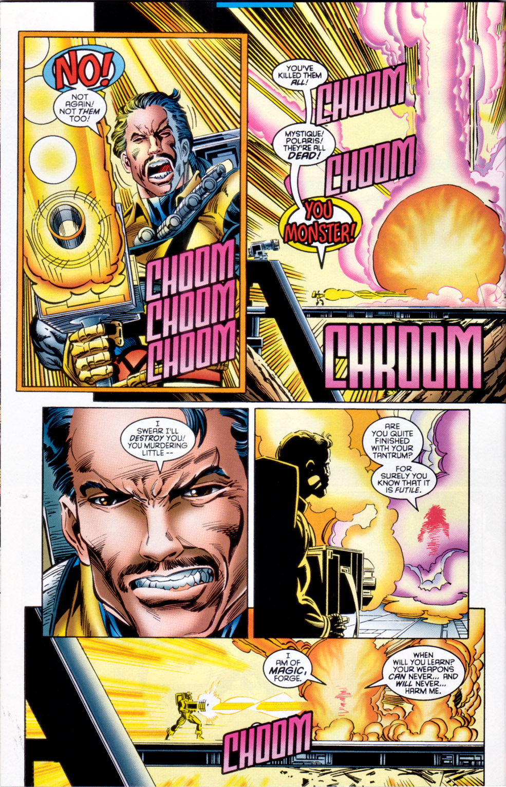 Read online X-Factor (1986) comic -  Issue #120 - 17