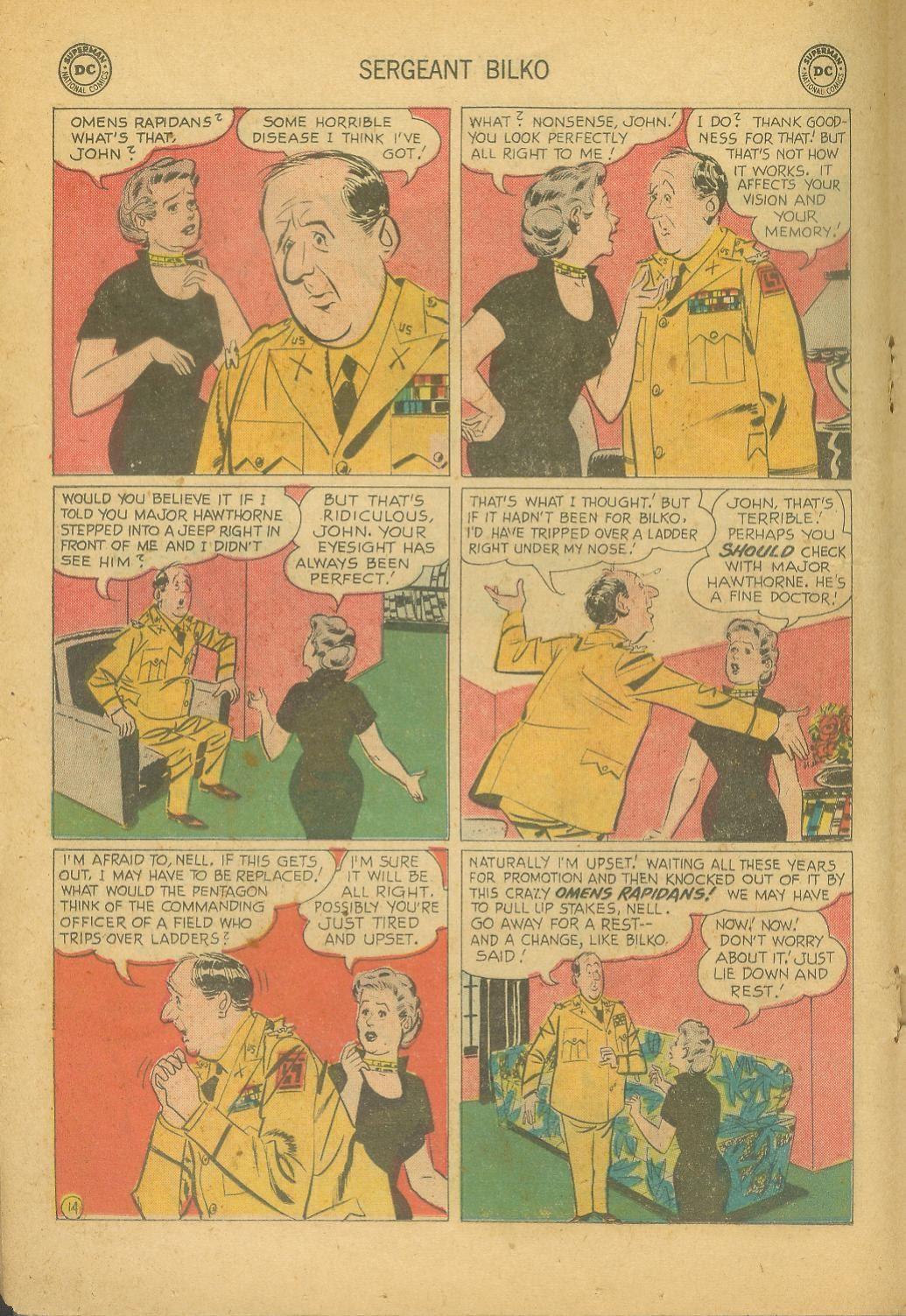 Sergeant Bilko issue 8 - Page 18