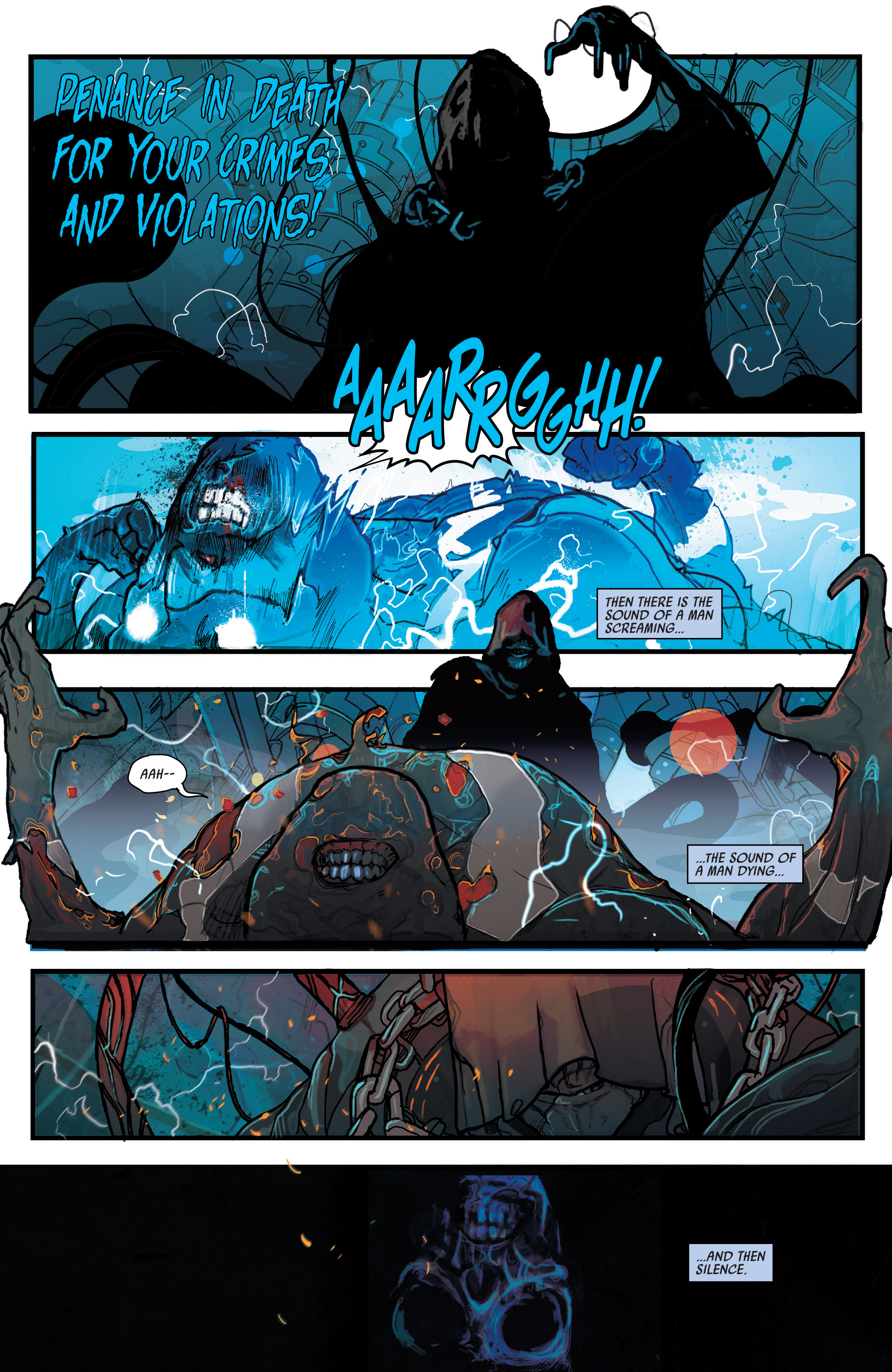 Read online Black Bolt comic -  Issue #1 - 21