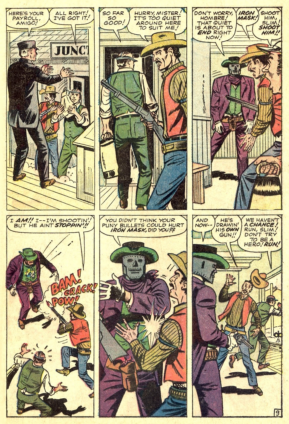 Kid Colt Outlaw issue 110 - Page 13