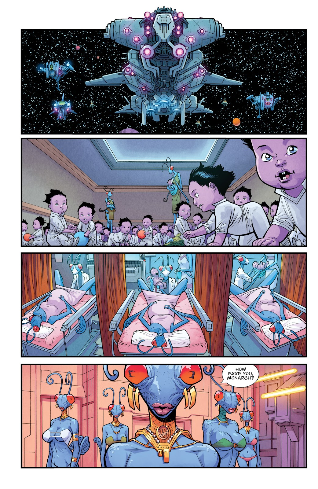 Invincible (2003) issue TPB 21 - Modern Family - Page 126