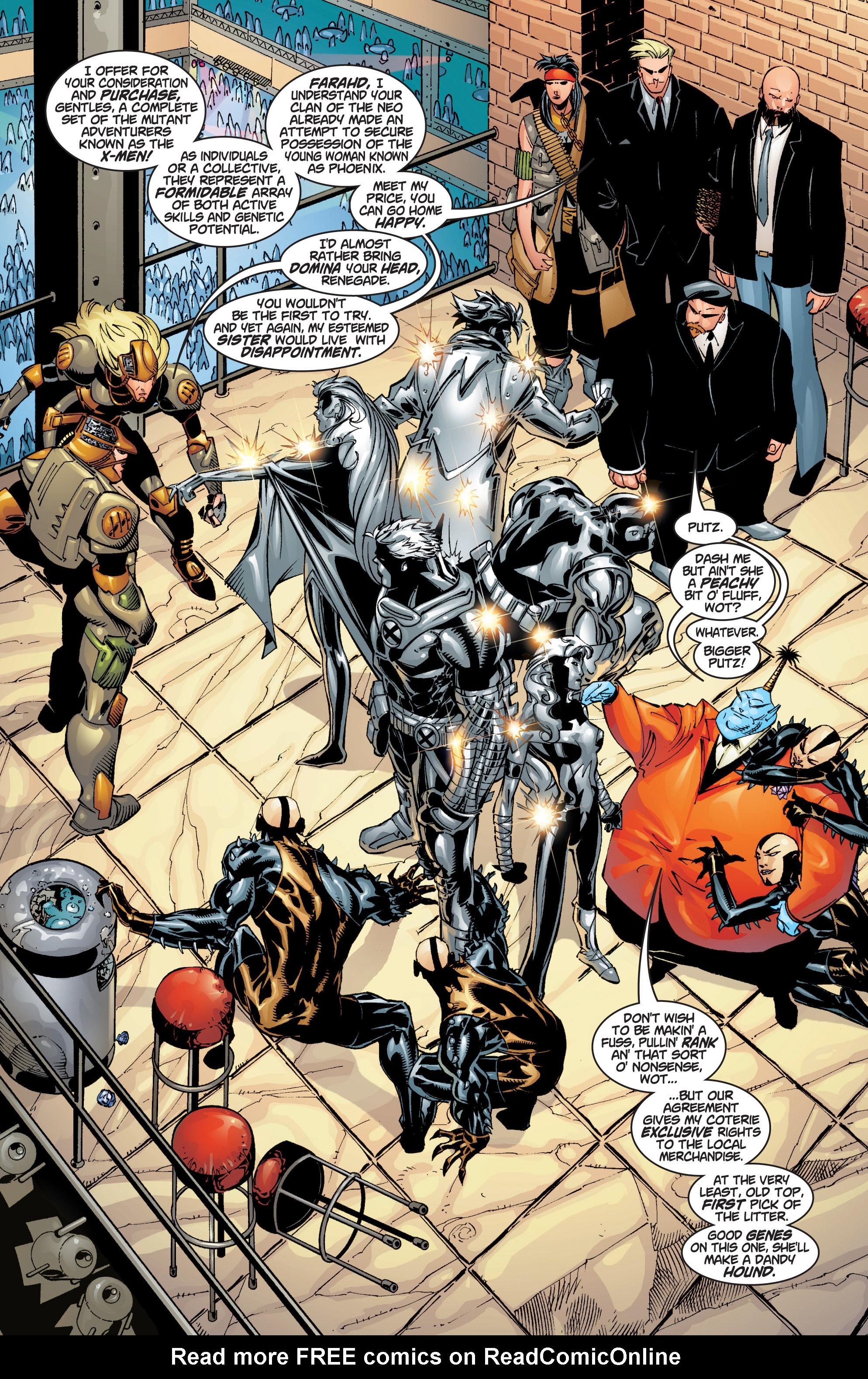 Read online Uncanny X-Men (1963) comic -  Issue #383 - 22
