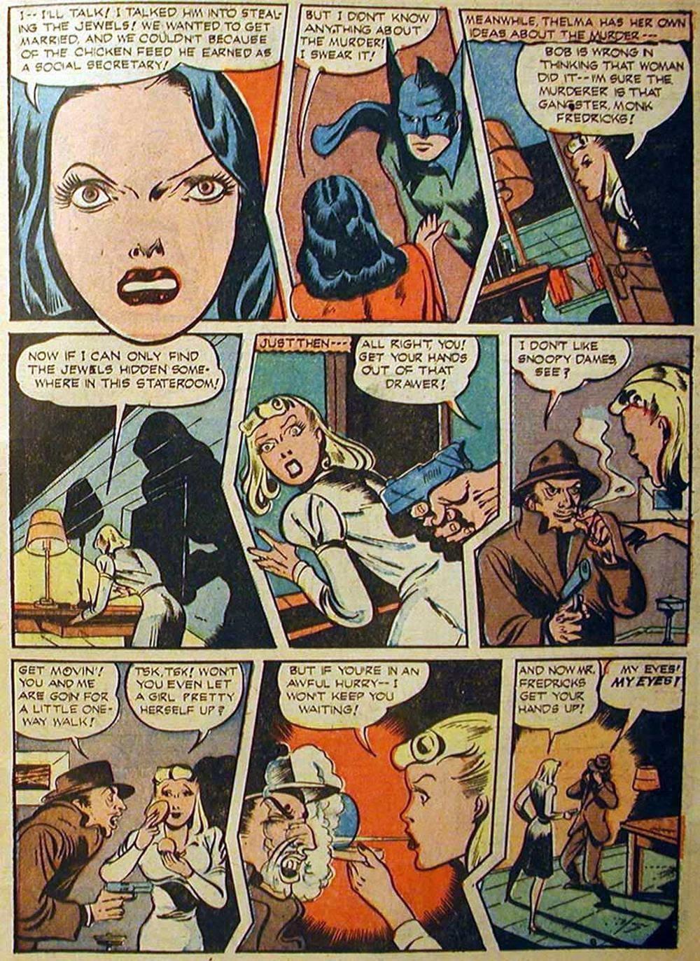 Hangman Comics issue 5 - Page 25
