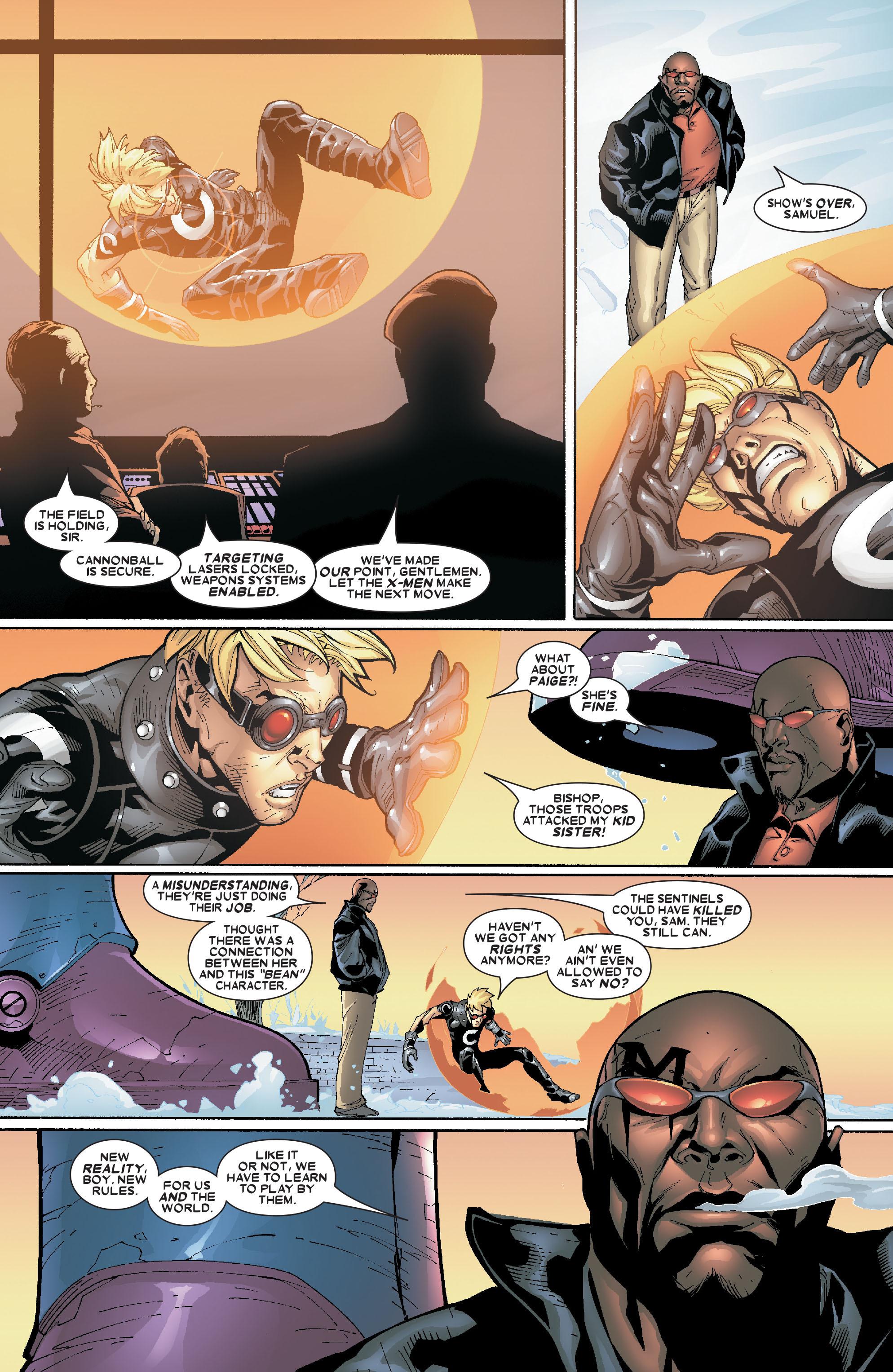 Read online Uncanny X-Men (1963) comic -  Issue #469 - 12