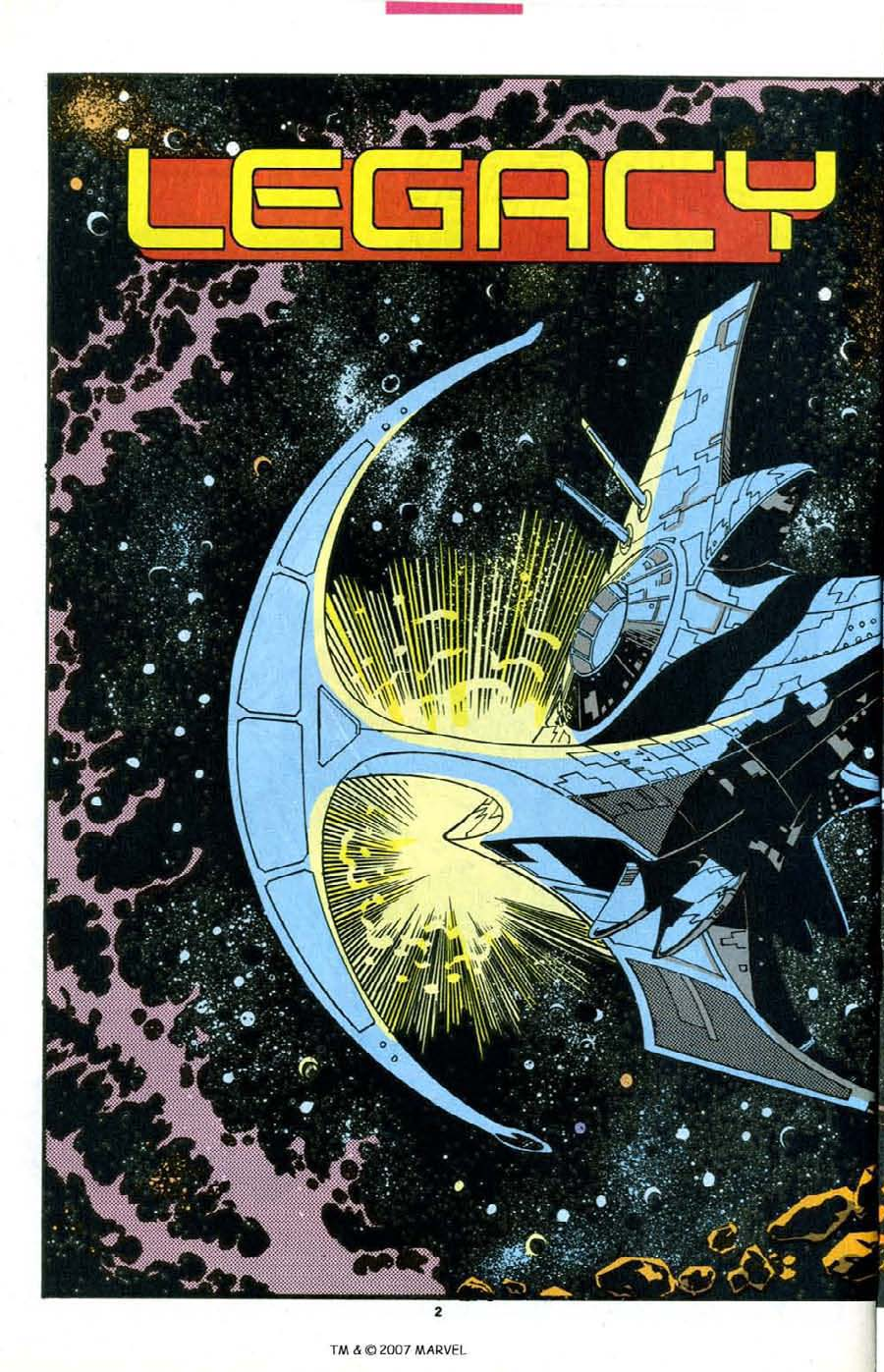 Read online Silver Surfer (1987) comic -  Issue # _Annual 6 - 4