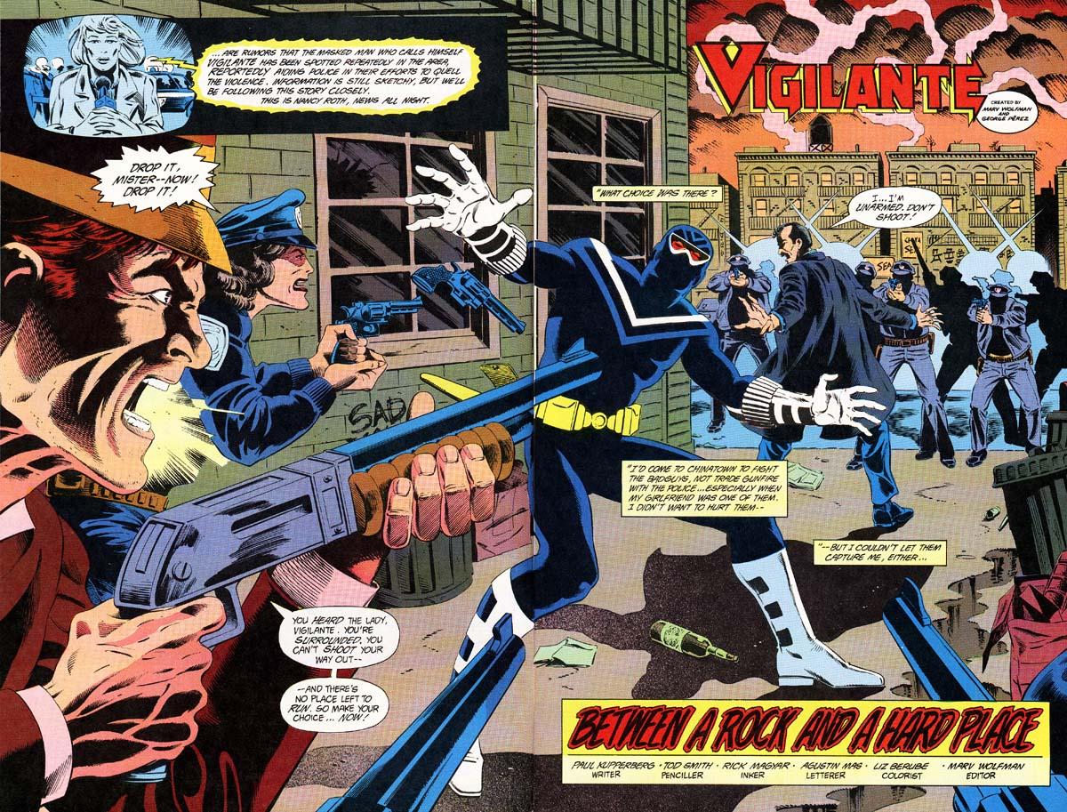 Vigilante (1983) issue 32 - Page 5