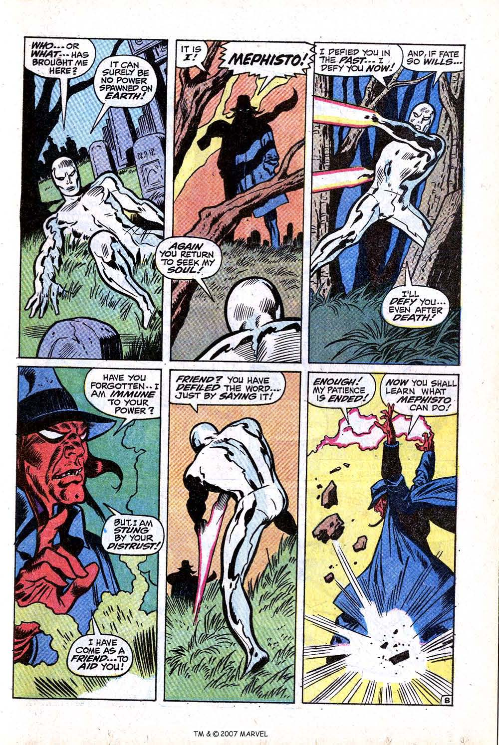 Read online Silver Surfer (1968) comic -  Issue #16 - 13