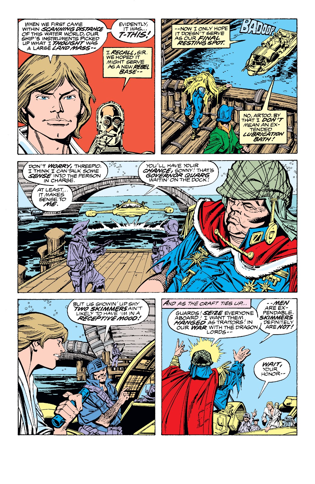 Read online Star Wars Legends: The Original Marvel Years - Epic Collection comic -  Issue # TPB 1 (Part 3) - 18